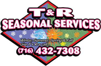 T&R Seasonal Services Logo